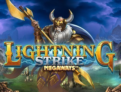 lightning strike megaways logo