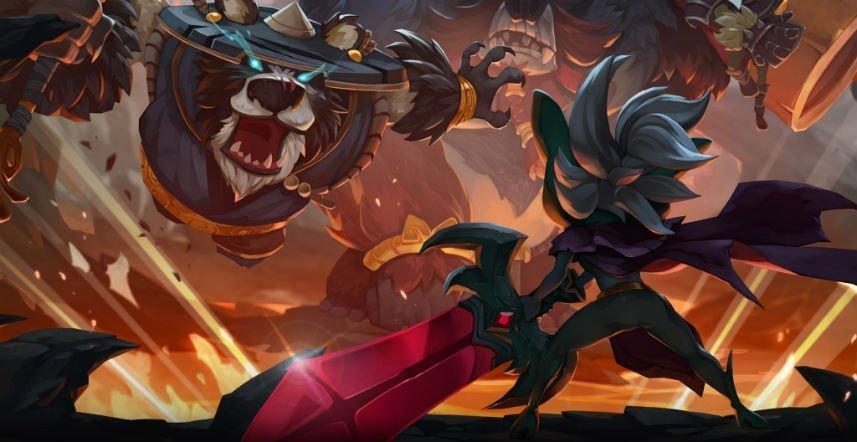 konceptbild av casinospelet Liliths Inferno från spelutvecklaren Yggdrasil