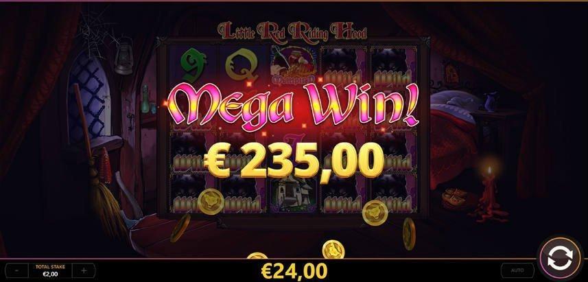 casino vinst