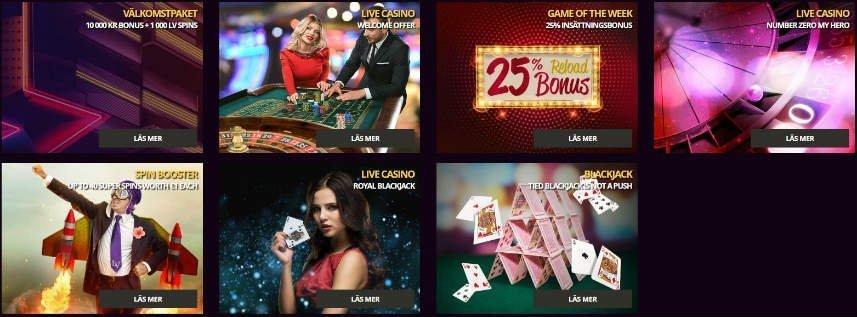 casinobonus