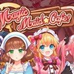 Logotyp från Magic Maid Cafe