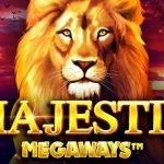 logotyp från majestic megaways