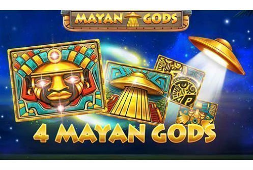 Mayan gods spelautomat