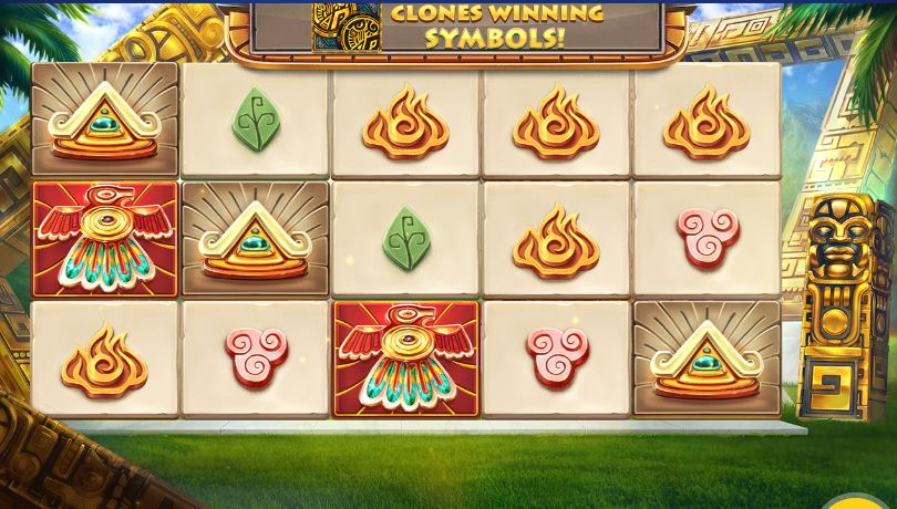 mayan gods slot symboler