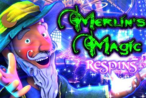 Spela Merlin's Magic Respins - Christmas hos Casumo