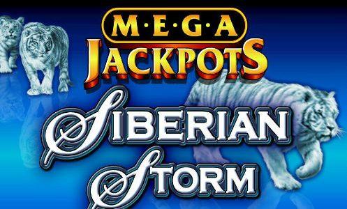 Mega Jackpots logo