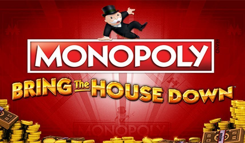 Monopoly: Bring The House Down - Casumo Casino