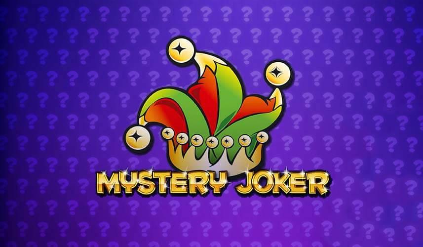 Mystery Joker - en spelautomat med mystiska vinster