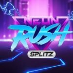 logotyp från Neon Rush Splitz
