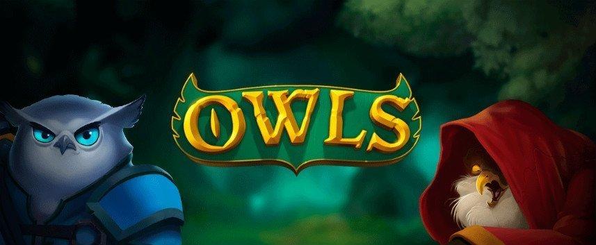 owls spelautomat