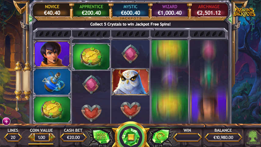 casinospel onlinespel