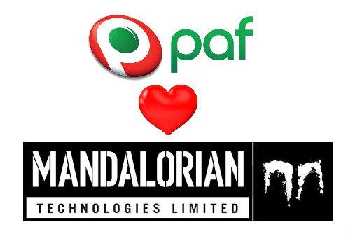 Paf köper spelföretaget Mandalorian