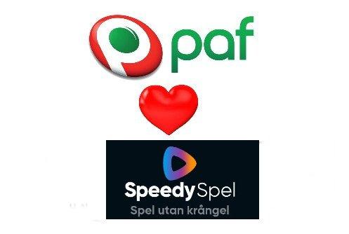 Åländska Paf köper Speedy Ltd och Speedy Originals