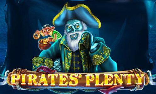 Pirated Plenty casino game logo