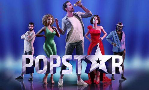 Popstar slot featured