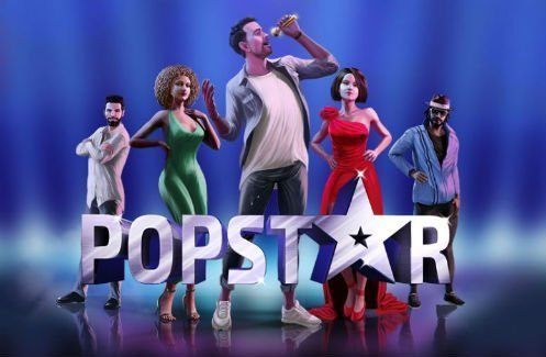 Popstar slot featured