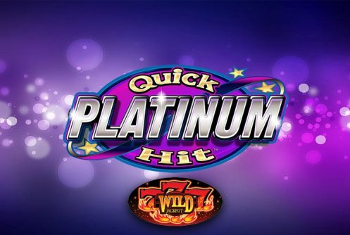 Quick Hit Platinum Triple Blazing 7s