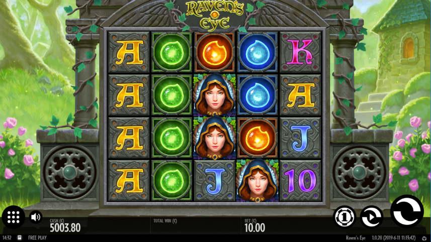 casinospel utvecklat av Thunderkick