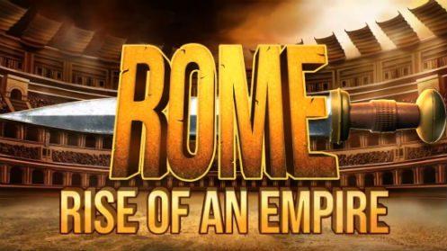 Rise of an empire slot logo
