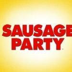 logotyp från Sausage Party