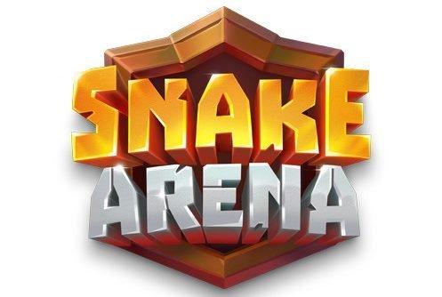 Logotyp tillhörande casinospelet Snake Arena