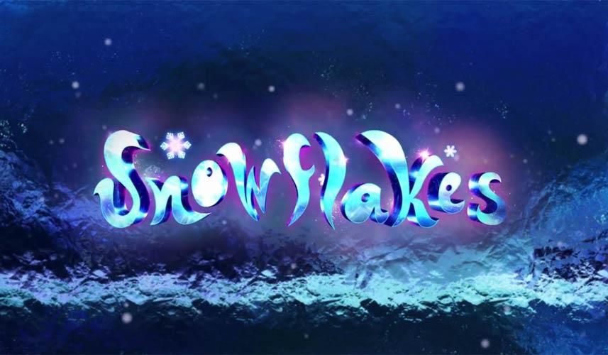Snowflakes - ett riktigt yrväder till spelautomat