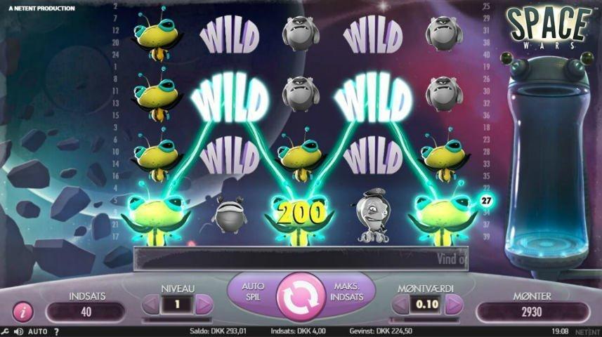 videoslot från spelutvecklaren NetEnt
