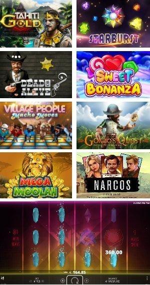 casinospel inom genren online slots