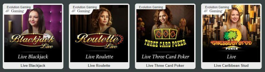 spinstation x live casino