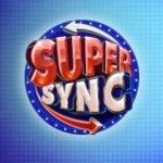logotyp från super sync
