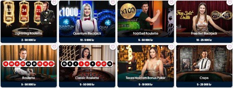 svenska spel live casino