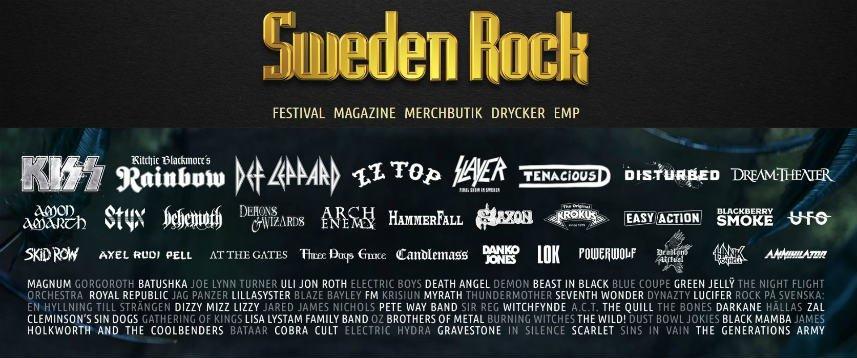 Sweden Rock 2019