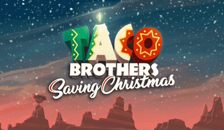 Taco Brother Saving Christmas – på Casumo