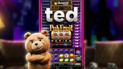 ted slot logo