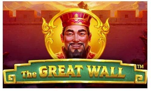 logotyp tillhörande casinospelet The Great Wall