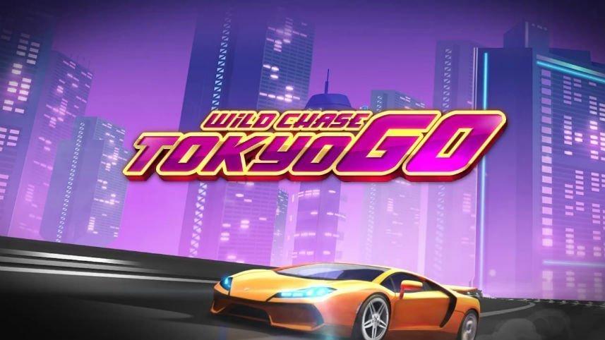 konceptbild från casinospelet Wild Chase: Tokyo GO