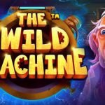 Logotyp från the wild machine