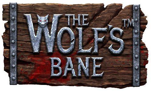 logotyp för The Wolfs Bane från NetEnt