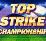 logotyp från online slot Top Strike Championship