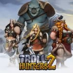 logotyp från play n gos casinospel Troll Hunters 2