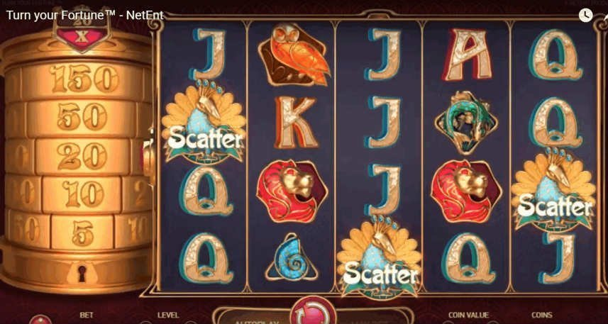 casino spel turn your fortune