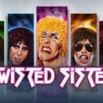Twisted Sister casinospel logotyp