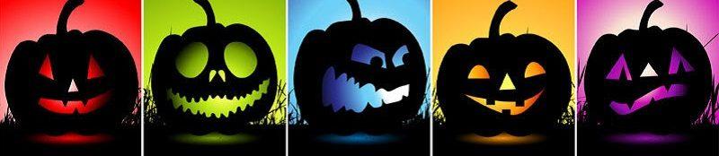 Halloween är med mängder av erbjudanden