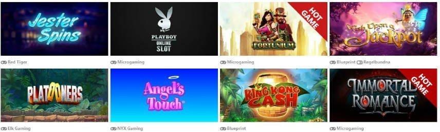 slots onlinespel