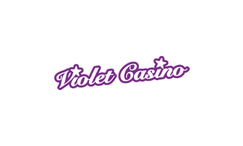 Violet casino logo