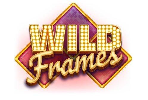 Logotyp tillhörande casinospelet Wild Frames