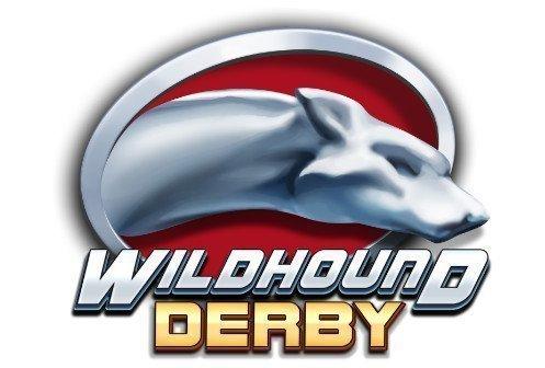 Logotyp tillhörande casinospelet Wildhound Derby