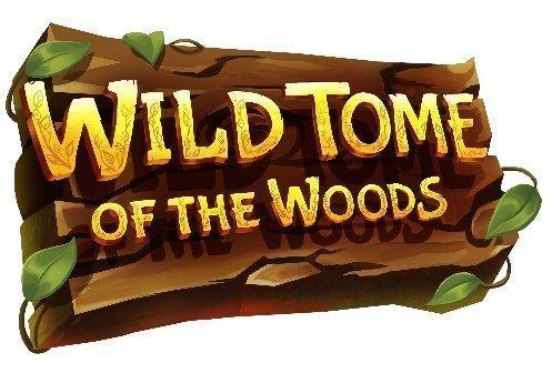 logotyp från Quickspins casinospel Wild Tome of the Wild