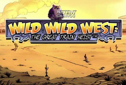 Spela Wild Wild West: The Great Train Heist hos Casumo