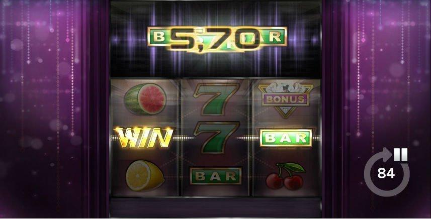 Vinst i casinospelet Win Win från ELK Studios